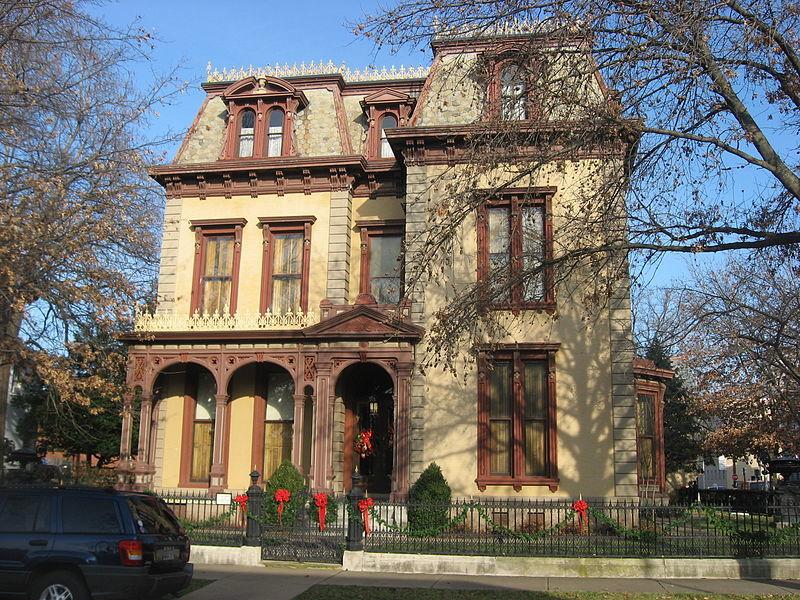 Museum Rumah Reitz Yang Berada di Kota Evansville
