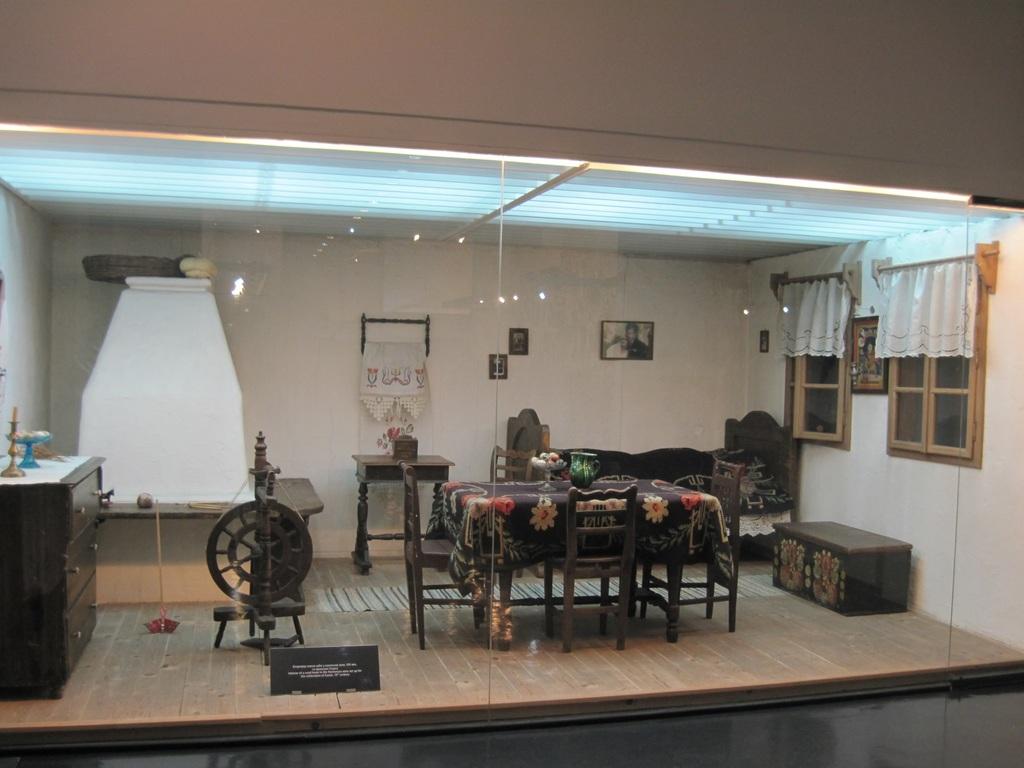 Sejarah Balkan yang Tidak Diketahui di Museum Etnografi