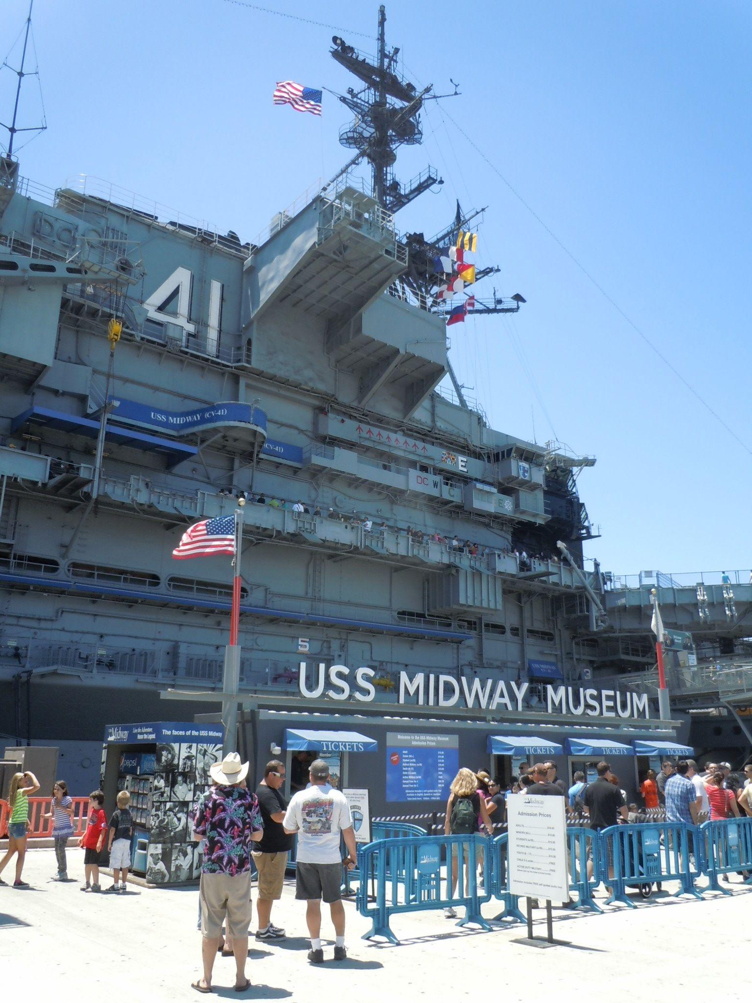 Museum-Museum Yang Terbaik di San Diego Saat Ini